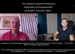 """Erich Hambach – Das Endspiel zum """"Finanzcrash"""" beginnt – Im Gespräch bei blaupause tv"""
