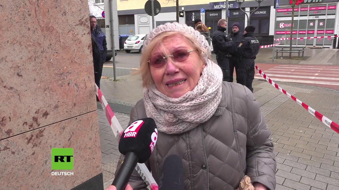 Hanau Augenzeugen