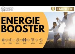 EARNETIC – Energiebooster – Modern Chill Out